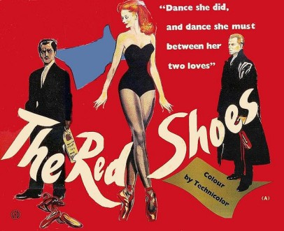The Red Shoes, by Powell & Pressburger