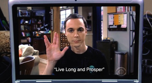 The Big Bang Theory's Sheldon Cooper Wins An Emmy