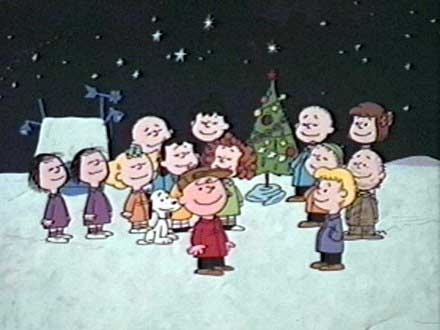 Charlie brown christmas abc tv tuesday december 7 and
