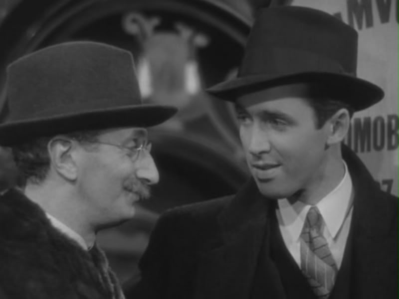 """Tomorrow (13 Aug 2011) on TCM: Jimmy Stewart and """"The Shop Around ..."""