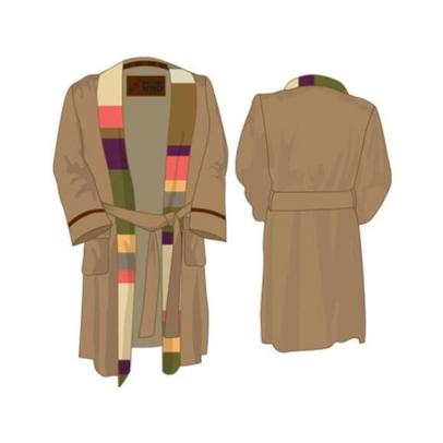 Doctor Who Towelling Robe: 4th Doctor
